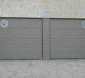 Chassis Jette - Porte de garage