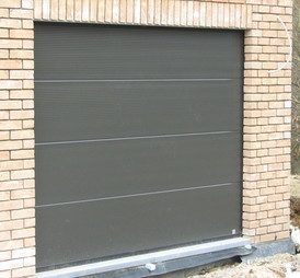 Chassis Jette - PORTE GARAGE SECTIONELLE